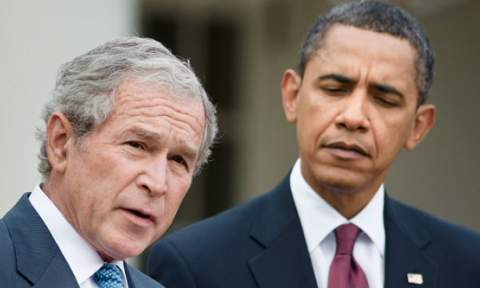 On civil liberties comparing obama with bush is easy and mostly