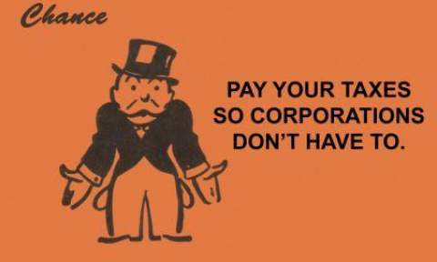 corporate tax dodgers