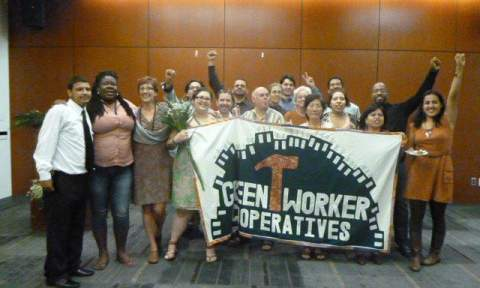 worker owned cooperatives