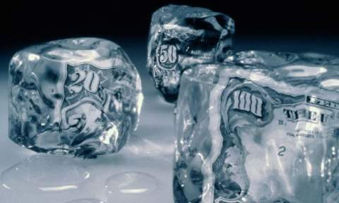 замороженные счета