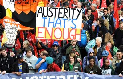 British Law is Failing as Student Protesters Demand End to Austerity