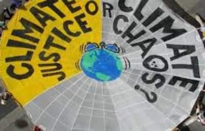 Climate Crisis Connects Us, Climate Justice Demands Unity