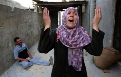 Death Dance Over Gaza