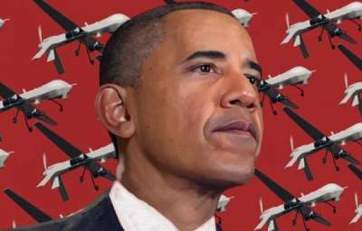 Drone Killing the Fifth Amendment