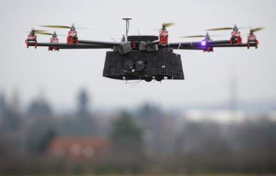 Prisoners Using Drones to Smuggle Contraband