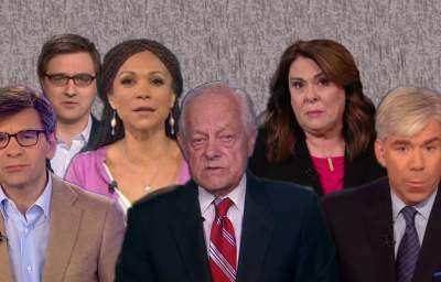 REPORT: Ethnic Diversity on the 2013 Sunday Morning Talk Shows