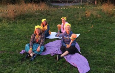 Grandmothers Lead UK-Wide Wave of Direct Action Against Fracking