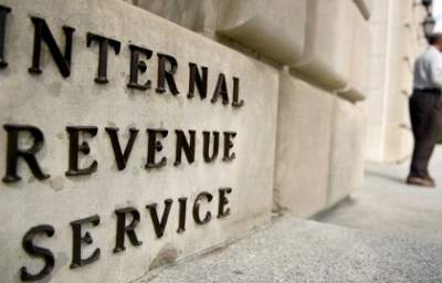 The IRS 'Scandal:'  'Rein in the Returns'
