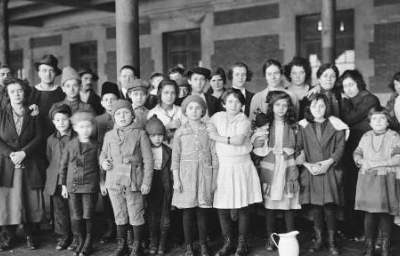Child Migrants Have Been Coming to America Alone Since Ellis Island