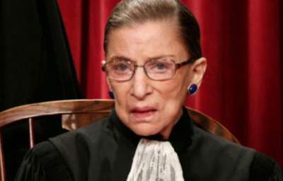 Justice Ginsburg: America Has a 'Real Racial Problem'