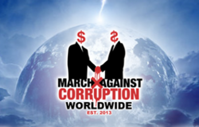 Strike Back this Independence Day and March Against Corruption