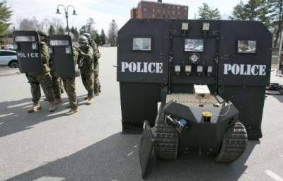 Ferguson Exposes the Reality of Militarized, Racist Policing