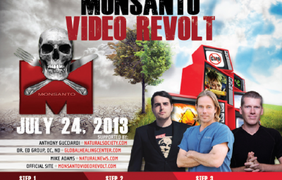 Monsanto Video Revolt: Massive Grassroots Campaign Launched Against GMOs, Monsanto