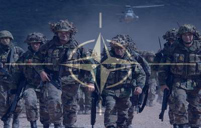 Ukraine Conflict: Red Meat for Anemic NATO Alliance