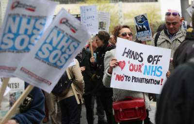 Exposed: Leaks of Patients Data Reveal UK's 'Stealth' Privatization of National Health System