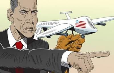 The Drone Ranger: Obama's Dirty Wars