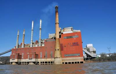 8,000 Gallons of Oil Spill Into Ohio River from Duke Energy Coal Plant