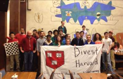 93 Harvard Faculty Members Demand University Divest from Fossil Fuels