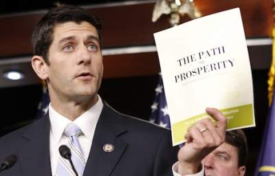 The Ryan Budget Shows What Republicans Want to do to America