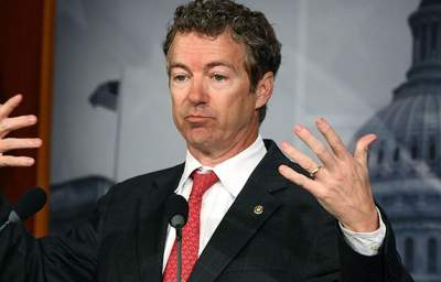 Rand Paul Struggles to Tie Obama to IRS Scandal