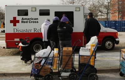 Red Cross: How We Spent Sandy Money is a 'Trade Secret'