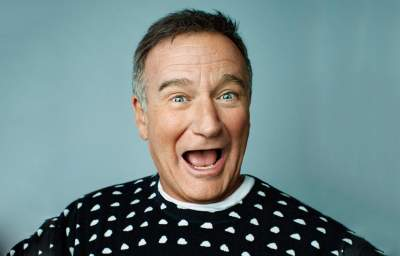 Robin Williams and the Happiness Industry