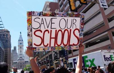 Four Arguments that Scream 'Save Public Education!'