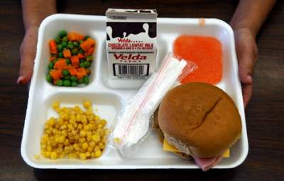 No Appetite for Fixing School Lunch