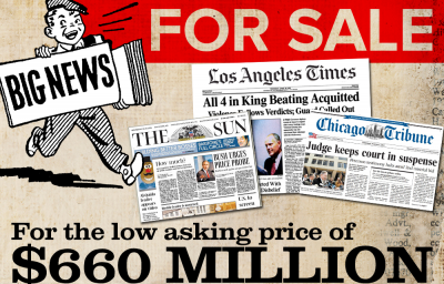 Will the 99 Percent Outbid the Billionaires Trying to Buy the LA Times?