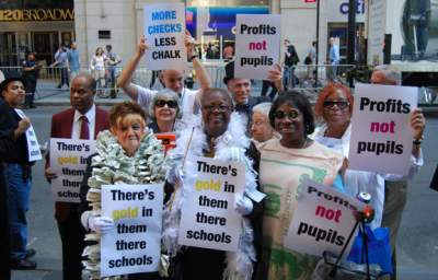 Will Anyone Stop Charter School Corruption?