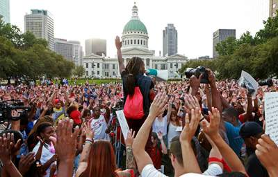 Six Vital Conversations Jumpstarted on the Streets of Ferguson