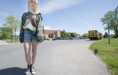 Teen Girl Accuses School of 'Shaming Girls for Their Bodies' After Being Sent Home for Wearing Shorts