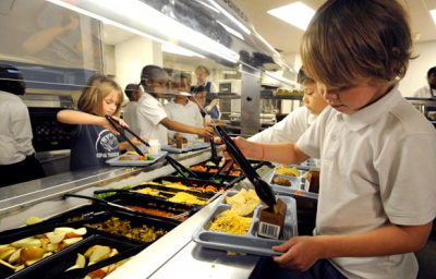 Texas Man Pays Off Students' School Lunch Debts So They Can Keep Eating