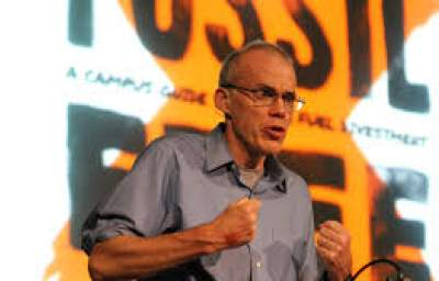 The Education of Bill McKibben: How the Unlikely Activist Learned to Break the Rules