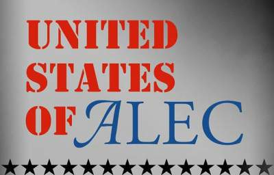 ALEC's 'Institutional Corruption,' From Backing Apartheid to Assault on Clean Energy, Public Sector