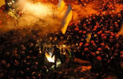 The Untold Story of the Ukrainian Revolution