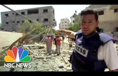 Glenn Greenwald: Why Did NBC Pull Veteran Reporter After He Witnessed Israeli Killing of Gaza Kids?