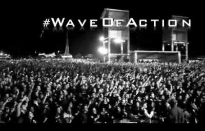 Occupy Movement Back at it with Launch of #WaveofAction