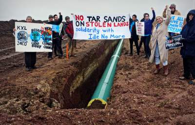 Six Years of Powerful Resistance to Keystone XL