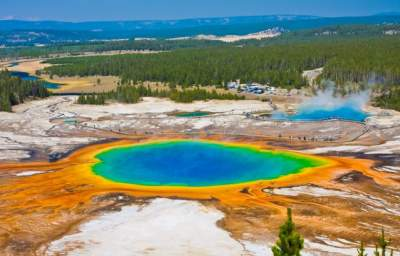 Wyoming Gubernatorial Candidate Calls for Drilling in Yellowstone National Park
