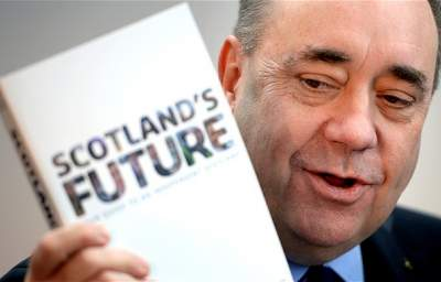 Scotland Should Declare Its Independence from Alex Salmond