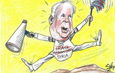Syria Awaits U.S. Intervention