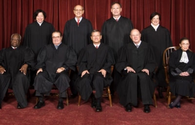 Majority of Supreme Court Members Millionaires