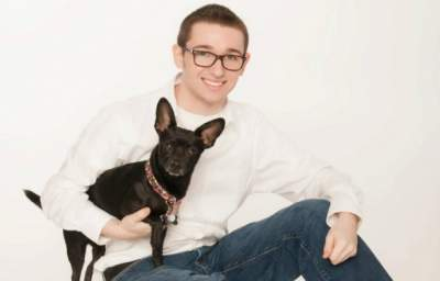 This Guy Was Disowned by His Family for Being Gay so the Internet Raised $50,000 for Him