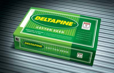 Monsanto to Sell GMO Cotton Seed Under Brand Name 'Deltapine'