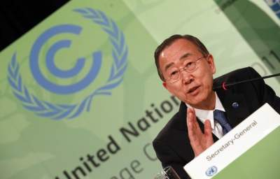 UN Calls For Eco Fascist World Government At Durban Summit kimoon120711 1