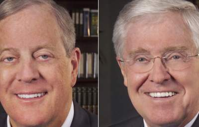 The Koch Brothers' Connection To Herman Cain's Campaign Finance Scandal