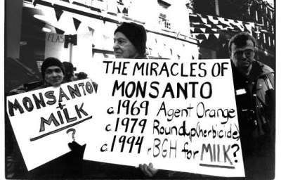 Worldwide 'March Against Monsanto' Protests Planned for May 25th