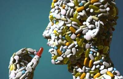 Overdose Deaths by Big Pharma's Dangerous Pills Up