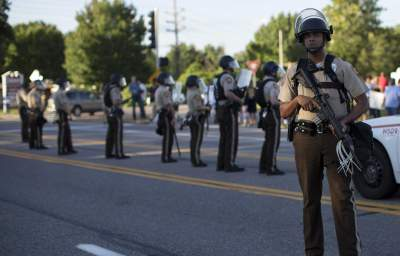 Roots of Racism: Fear, Freedom and Ferguson